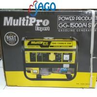 Genset MULTIPRO / Generator AVR 4 TAK garansi 1 tahun