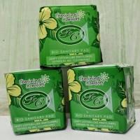 pembalut herbal avil pentilaner (hijau) ori semarang