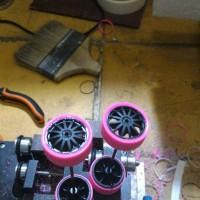 Jasa Bubut Ban Tamiya Mini4WD & Rakit Tamiya STO/Jap-Style