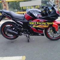 FAIRING DEPAN NINJA 250 KARBU FOR BYSON