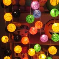 Cotton Ball Light (Lampu Hias Indoor)