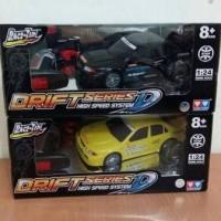 Rc Auldey 1:24 Race Tin Drift Series 4wd