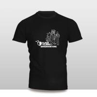 Kaos Baju Pakaian GAME COC BARBARIAN KING Murah