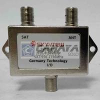 Diplexer / Combiner Skyview Antenna Parabola Satelit