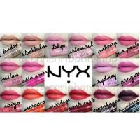 NYX Soft Matte Lip Cream 100% ORIGINAL