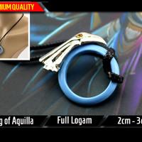 Ring of Aquilla Necklace | Aksesoris Kalung Dota Cincin Baju Jaket