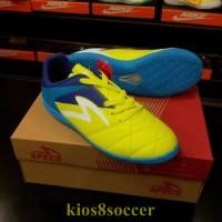 Sepatu Futsal Specs Barricada Gurkha Solar Slime