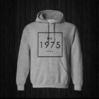 hoodie jumper the1975