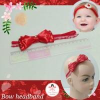 baby headband bando bandana anak bayi Balita Pita