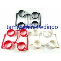 Ban tingkat. Kode: 4018. Brand: Samurai. Tamiya Mini 4WD 95208