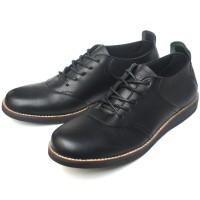 SEPATU TOODS SPECTRE BLACK | TOODS FOOTWEAR | 100% ORIGINAL