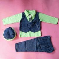 baju lebaran/baju koko bayi/baju jas bayi/baju muslim anak