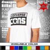 kaos convers cons/tshirt convers/baju