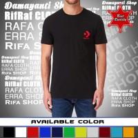 kaos convers (hitam)/tshirt convers/baju