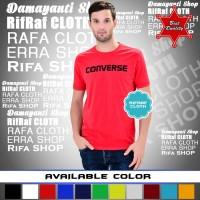 kaos convers/tshirt convers/baju/kaos