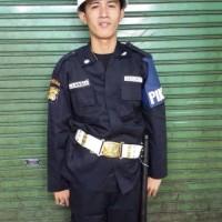 Baju Lapangan Security/ Stelan PDL Security