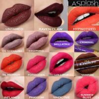La splash matte lipstick