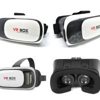 VR Box 2 Magnetic Button, Google Cardboard Glasses