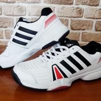 Sepatu Futsal Adidas Adizero Strike10 Putih Merah (terbaru,murah,2016)