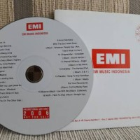 CD SAMPLE EMI 2006 (DEWA 19. ARCTIC MONKEY. DLL.)