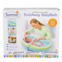 Foldaway babybath Summer