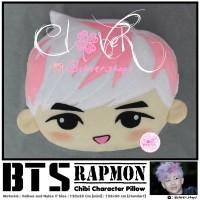 Chibi Pillow KPOP - BTS RAPMON [ MINI ]
