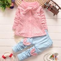 Baju Setelan Anak/Baju anak import/baju anak lucu/brand china