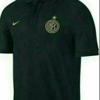 Polo shirt/ Shirt/ T-shirt/ Kaos kerah Nike Intermilan