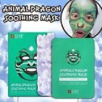 SNP ANIMAL MASK DRAGON / NAGA