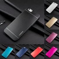 Case Motomo Brushed Metal Asus Zenfone Go 4.5 ZB452 - Hard Back Cover
