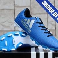 sepatu bola Adidas X Techfit Biru Grade Ori (terbaru,termurah,2016)