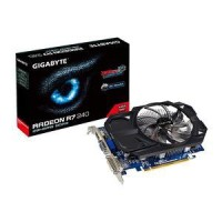 Gigabyte Radeon Gv-r724oc-2gi Vga R7 240 2gb 128bit Gddr3