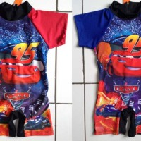 Baju Renang Cars 95