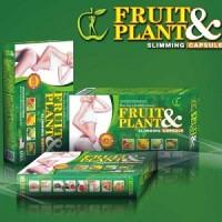 FRUIT & PLANT Slimming Capsule kapsul pelangsing ORIGINAL