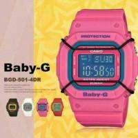 CASIO BABY G BGD 501-4DR