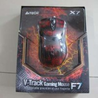 Mouse Gaming A4tech X7-F7 + seting macro SG point blank