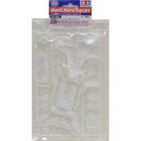 Tamiya AR Reinforced Chassis (White)