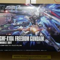 HGCE Freedom Gundam 1/144 Model kit Bandai