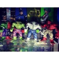 hulk marvel avengers bruce banner red green grey composite avenger mu