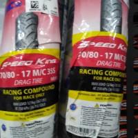 Ban IRC 70/80-17 Speed King (Eat My Dust versi Indonesia)
