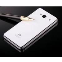 Xiaomi Redmi 2/Redmi 2 Prime Aluminium Tempered Glass Hard Case