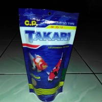 Pelet Ikan Takari