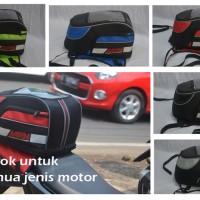 Tail bag / Seat Bag / Tas bagasi  untuk Semua Motor Matic