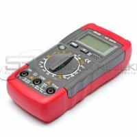 Multimeter Multitester Digital Merk Heles UX-838 TR Avometer