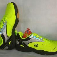 Sepatu Badminton / Bulutangkis RS Sirkuit 569 Stabilo