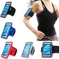 armband sport case xiaomi, samsung, iphone, asus, lenovo, advan, dll.