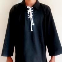 baju atasan seragam pencak silat / bela diri ukuran XL