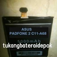 BATERAI ASUS PADFONE 2 5000mah DOUBLE POWER C11-A68