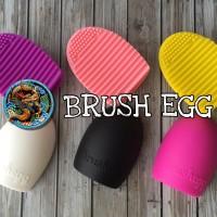BRUSH EGG - PENCUCI KUAS RIASAN / MAKE UP