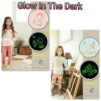 Piyama Anak GW Glow In the Dark / Baju Tidur Anak